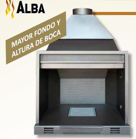 ALBA MEDIDAS 80.100.120.