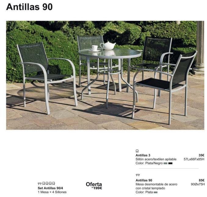 ANTILLAS 90