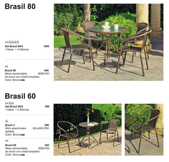 BRASIL 60-80