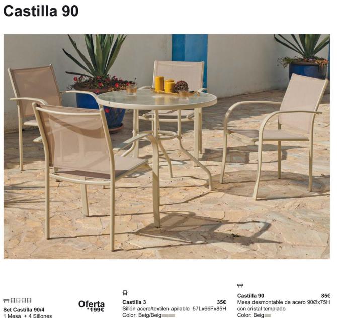 CASTILLA 90