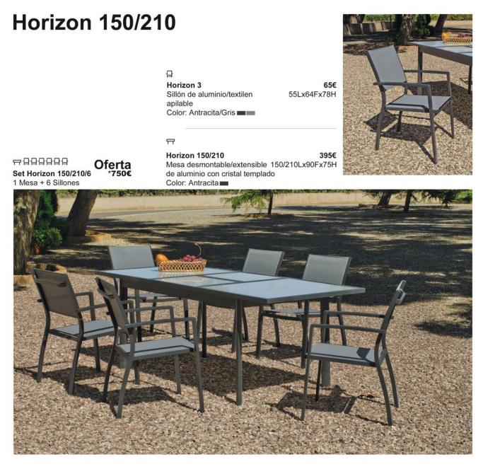 HORIZON 150-210