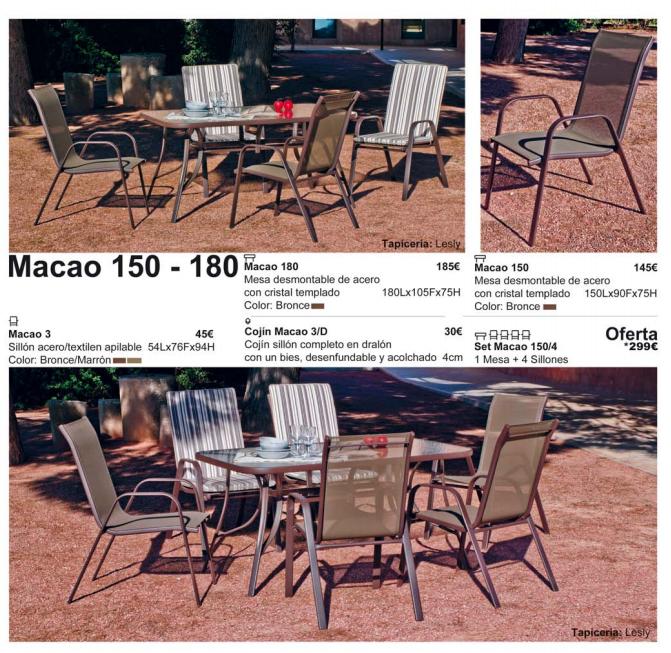 MACAO 150-180