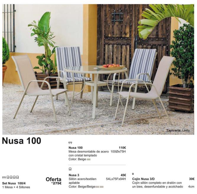 NUSA 100