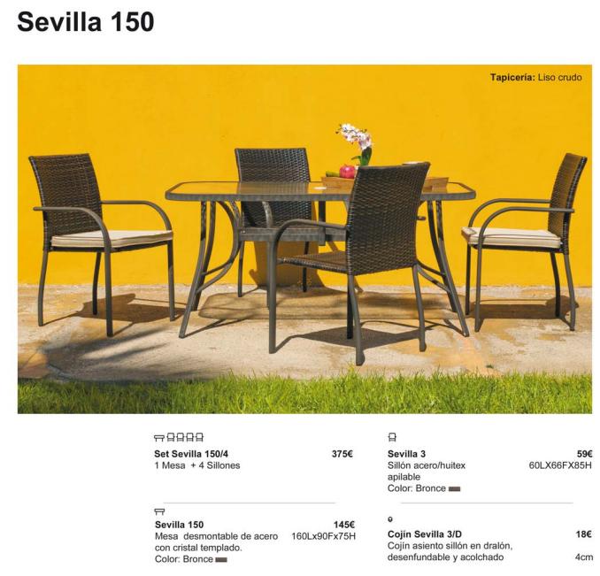 SEVILLA 150