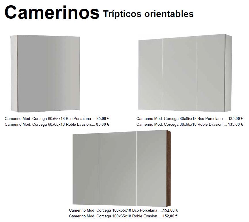 Camerinos Baño | Muebles De Bano Leiva Canalejo